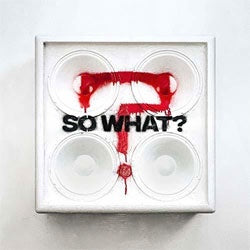 "While She Sleeps ""So What?"" CD"