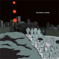 "The Casket Lottery ""Survival Is For Cowards"" LP"