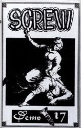 "Screw ""Demo '17"" Cassette"