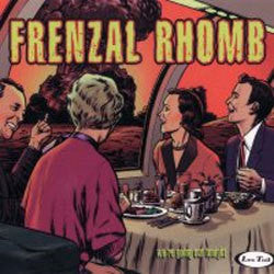 "Frenzal Rhomb ""We're Going Out Tonight"" 7"""