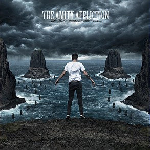 "The Amity Affliction ""Let The Ocean Take Me"" CD"