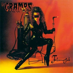 "The Cramps ""Flamejob"" LP"