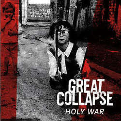 "Great Collapse ""Holy War"" LP"