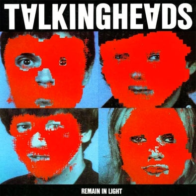"Talking Heads ""Remain In Light"" LP"