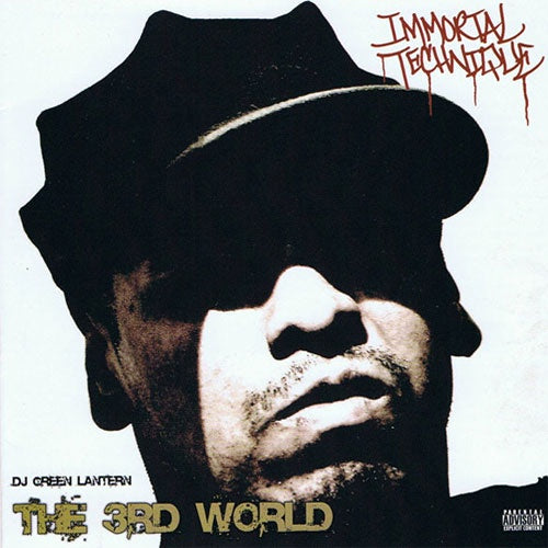 "Immortal Technique ""3rd World"" LP"