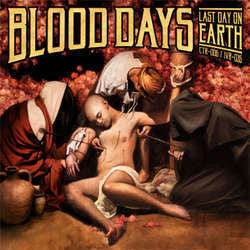 "Blood Days ""Last Day On Earth"" 12""Ep"