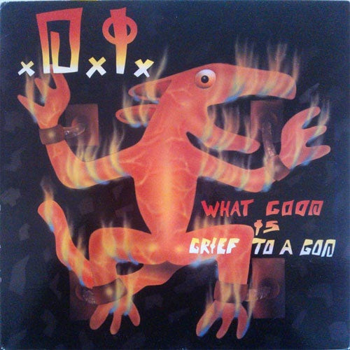 "D.I. ""What Good Is Grief To A God"" LP"