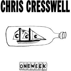 "Chris Cresswell ""One Week Record"" LP"