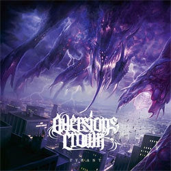 "Aversions Crown ""Tyrant"" CD"