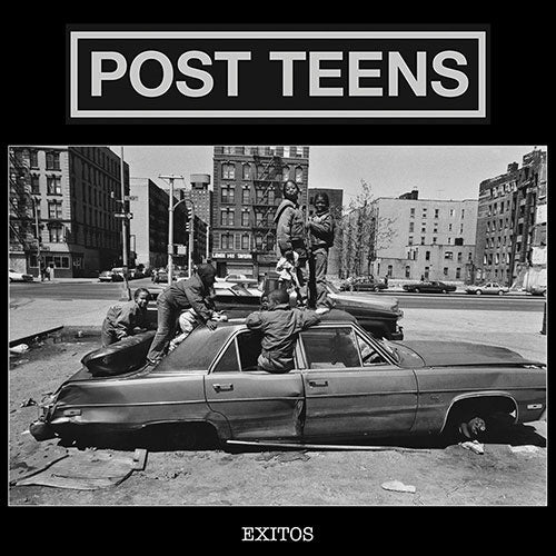 "Post Teens ""Exitos"" LP"