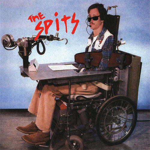 "The Spits ""Self Titled #2"" LP"
