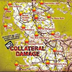 "Various Artists ""Collateral Damage"" LP"