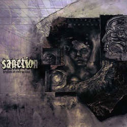 "Sanction ""Broken In Refraction"" LP"