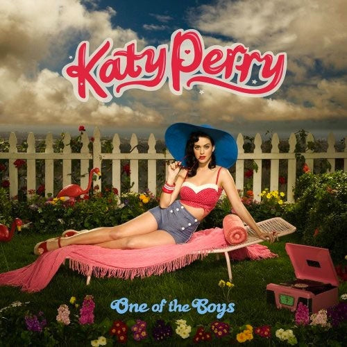 "Katy Perry ""One Of The Boys"" 2xLP"