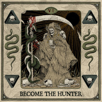 "Suicide Silence ""Become The Hunter"" CD"