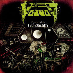 "Voivod ""Killing Technology"" LP"
