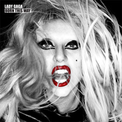 "Lady Gaga ""Born This Way"" 2xLP"