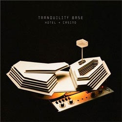 "Arctic Monkeys ""Tranquility Base Hotel & Casino"" LP"