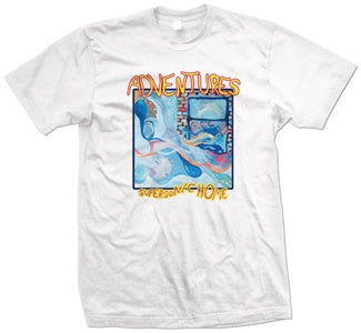 "Adventures ""Supersonic Home"" T Shirt"