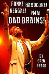 "Greg Prato ""Punk! Hardcore! Reggae! Pma! Bad Brains!"" Book"