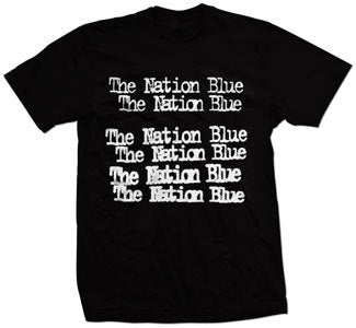 "The Nation Blue ""Cheap Trick"" T Shirt"