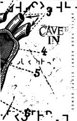 "Cave In ""Until Your Heart Stops Demos"" Cassette"
