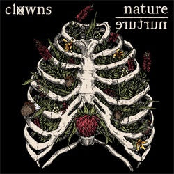 "Clowns ""Nature / Nurture"" CD"