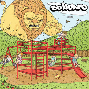 "50 Lions ""Nowhere To Run"" CD"