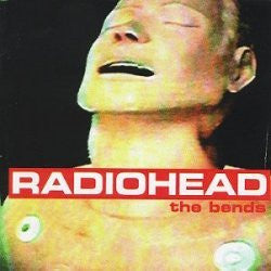 "Radiohead ""The Bends"" LP"