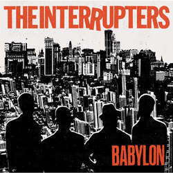 "The Interrupters ""Babylon"" 7"""
