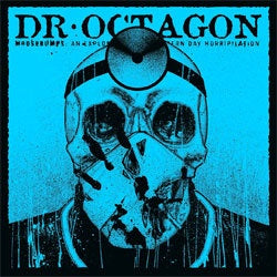 "Dr. Octagon ""Moosebumps: An Exploration Into Modern Day Horripilation Instrumentals"" 2xLP + CD"