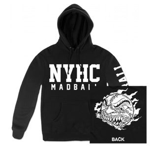 "Madball ""NYHC Ball"" Hooded Sweatshirt"