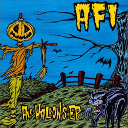 "AFI ""All Hallow's"" 10"""