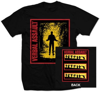 "Verbal Assault ""Trial"" T Shirt"