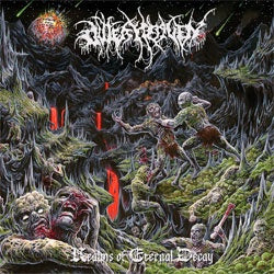"Outer Heaven ""Realms Of Eternal Decay"" CD"