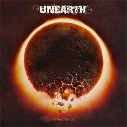 "Unearth ""Extinction[s]"" CD"