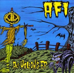"AFI ""All Hallows E.P."" CD"