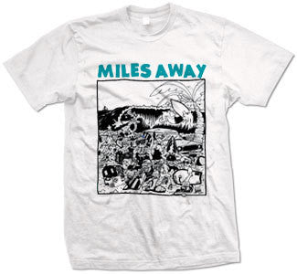"Miles Away ""Rip The Pit"" T Shirt"