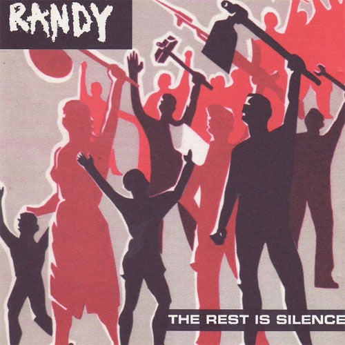 "Randy ""The Rest Is Silence"" LP"