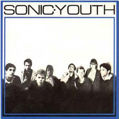 "Sonic Youth ""Self Titled"" 2xLP"