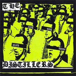 "The Distillers ""Sing Sing Death House"" CD"