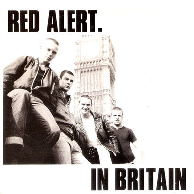 "Red Alert ""In Britain"" 7"""