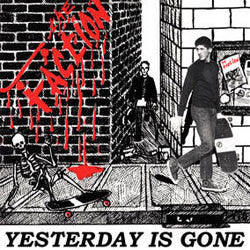 "Faction ""Yesterday Is Gone"" 12"""