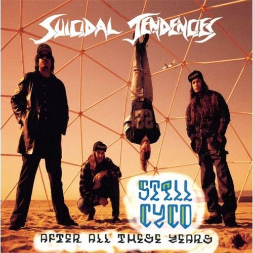 "Suicidal Tendencies ""Still Cyco After All These Years"" LP"