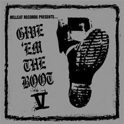 "Various Artists ""Give 'Em The Boot"" CD"