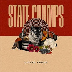 "State Champs ""Living Proof"" CD"