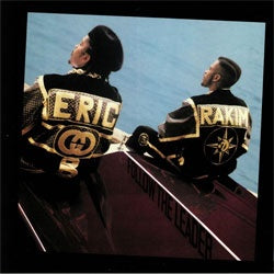"Eric B. & Rakim ""Follow The Leader"" 2xLP"