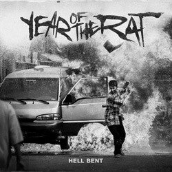 "Year Of The Rat ""Hell Bent"" LP"