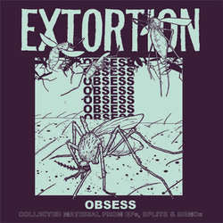 "Extortion ""Obsess"" CD"