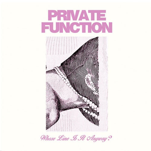 "Private Function ""Whose Line Is It Anyway"" CD"